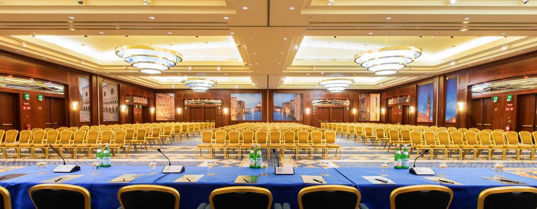 Hilton Molino Stucky Venice hotel, Italië - Congrescentrum