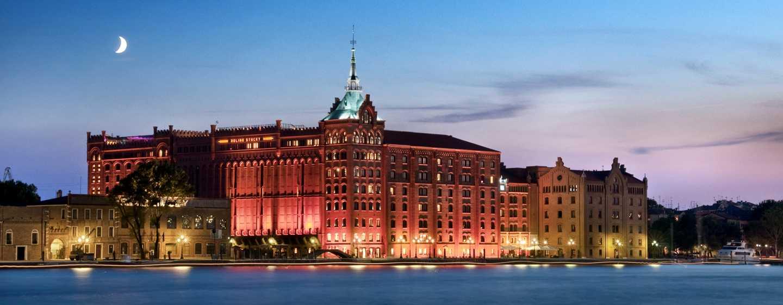 Hôtel Hilton Molino Stucky Venice, Italie - Hilton Molino Stucky Venice