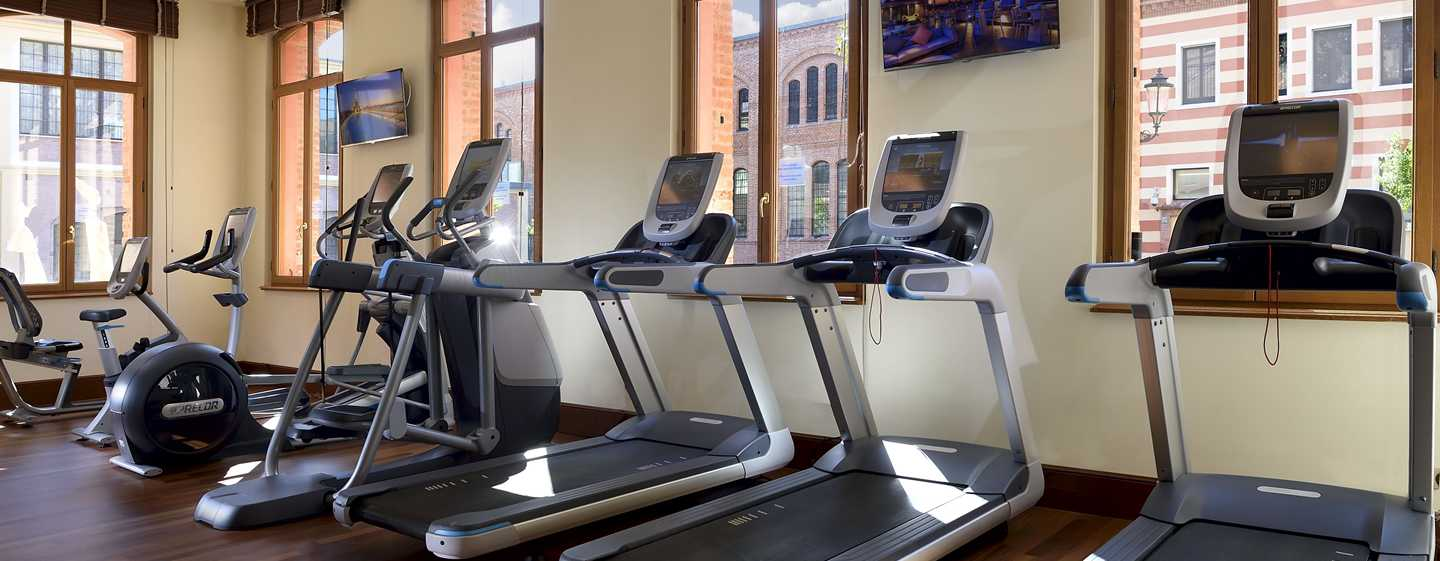 Hotel Hilton Molino Stucky Venice, Italia - Fitness center