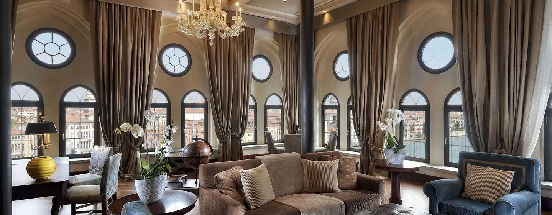 Hilton Molino Stucky Venice hotel, Italië - Presidentiële suite