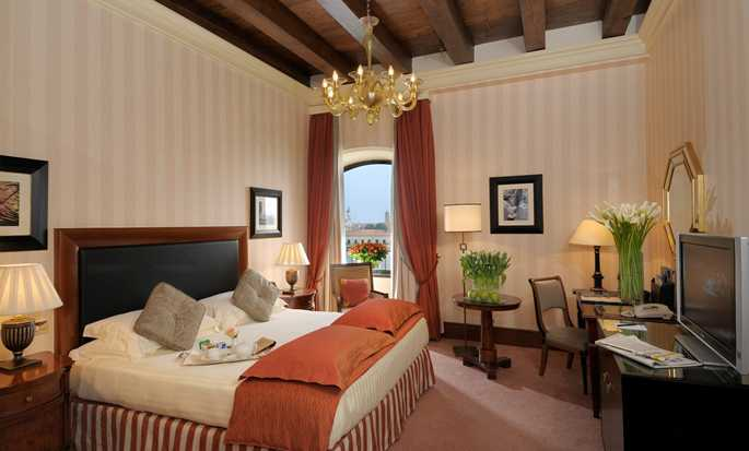 Hotel Hilton Molino Stucky Venice, Italia - Suite Executive