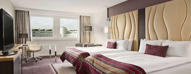 Hilton Vienna Danube Waterfront Hotel, Österreich – EXECUTIVE PLUS ZWEIBETTZIMMER