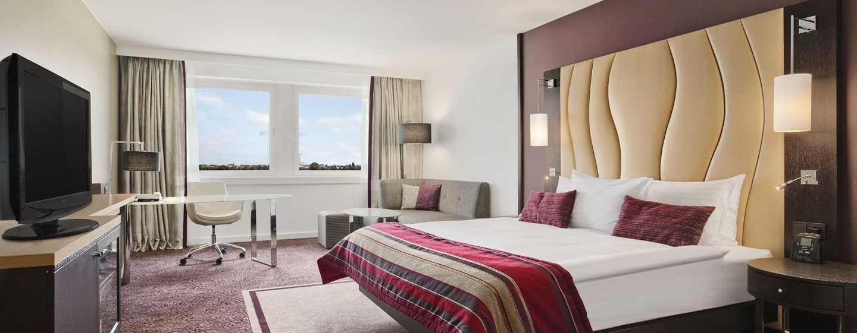Hilton Vienna Danube Waterfront Hotel, Österreich – KING EXECUTIVE PLUS ZIMMER