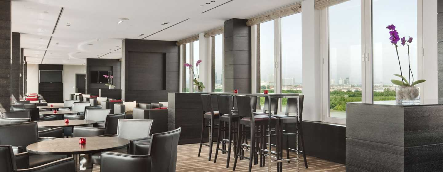 Hilton Vienna Danube Waterfront Hotel, Österreich – Executive Lounge