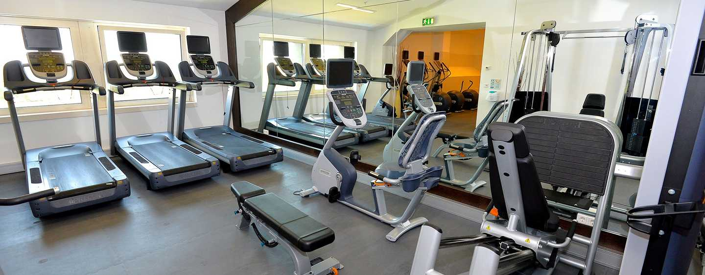 Hilton Vienna Danube Waterfront Hotel, Österreich – Fitness Center