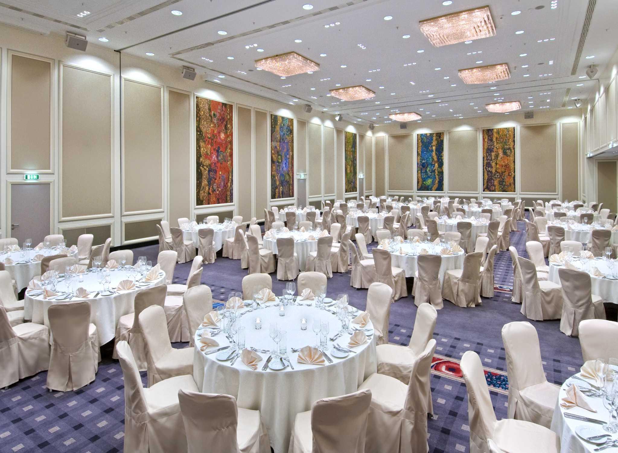 Meeting and event spaces at hilton austria hotels vienna and - H Tel Hilton Vienna Vienne Autriche Salle De R Ception