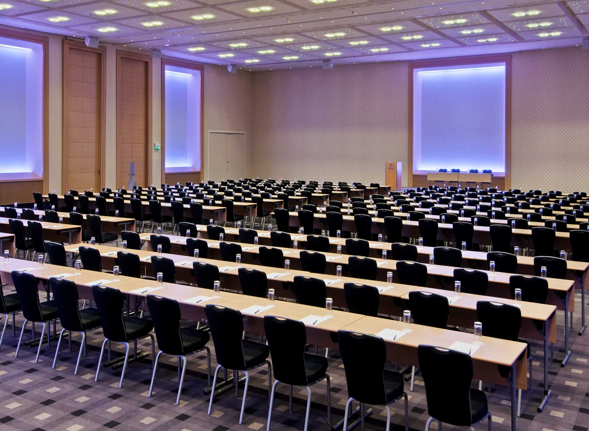 Meeting and event spaces at hilton austria hotels vienna and - H Tel Hilton Vienna Vienne Autriche Centre De Conf Rence