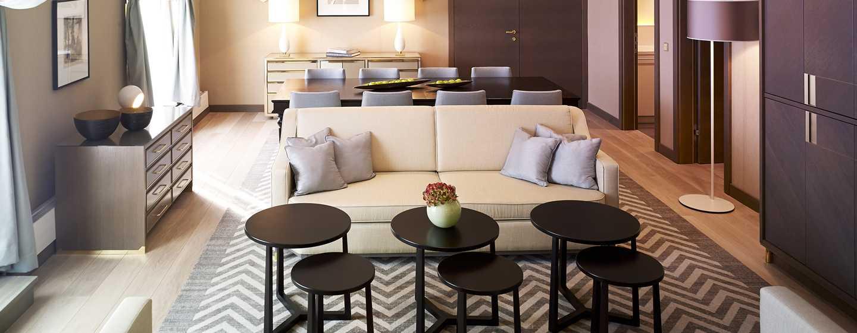 bar wohnzimmer wien:Hilton Hotel Vienna Plaza – Hotels im Stadtzentrum in Wien