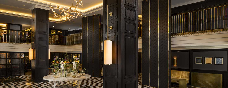 Hilton Vienna Plaza, Österreich – Hotel-Lobby