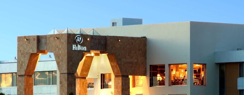 Hilton Villahermosa & Conference Center, México - Fachada del hotel