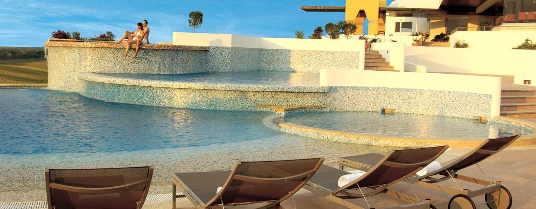 Hilton Villahermosa & Conference Center, México - Piscina