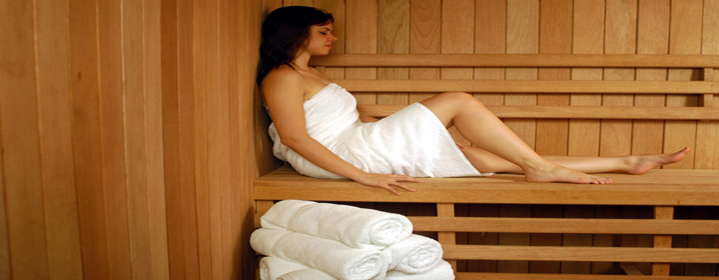 Hilton Villahermosa & Conference Center, México - Sauna seca