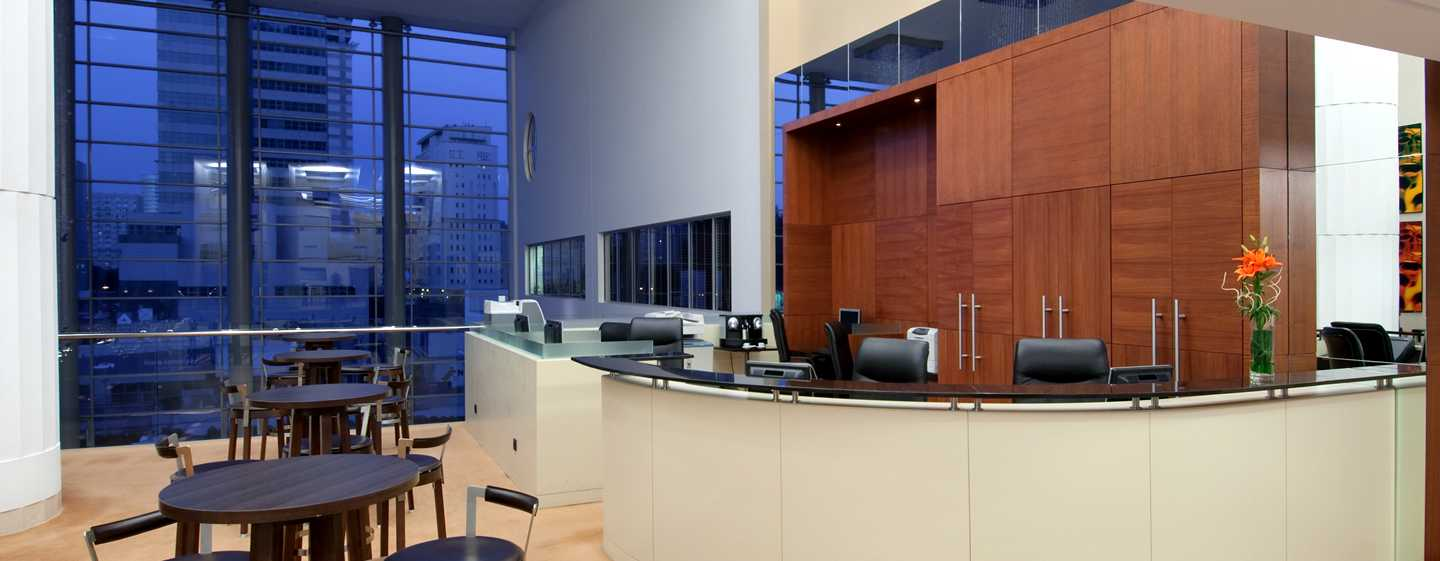 Hilton Warsaw Hotel and Convention Centre, Polonia - Business Center