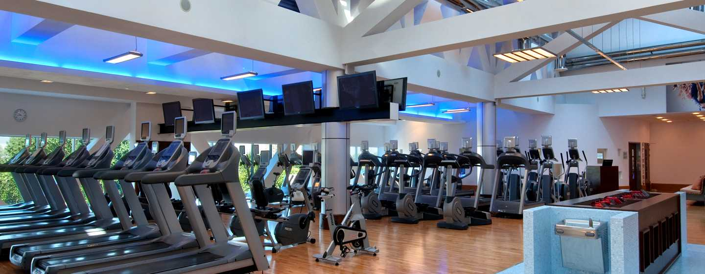 Hilton Warsaw Hotel and Convention Centre, Polonia - Centru de fitness