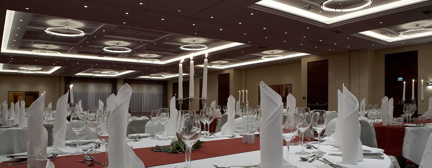 Hilton Warsaw Hotel and Convention Centre, Polonia - Sala Warsaw
