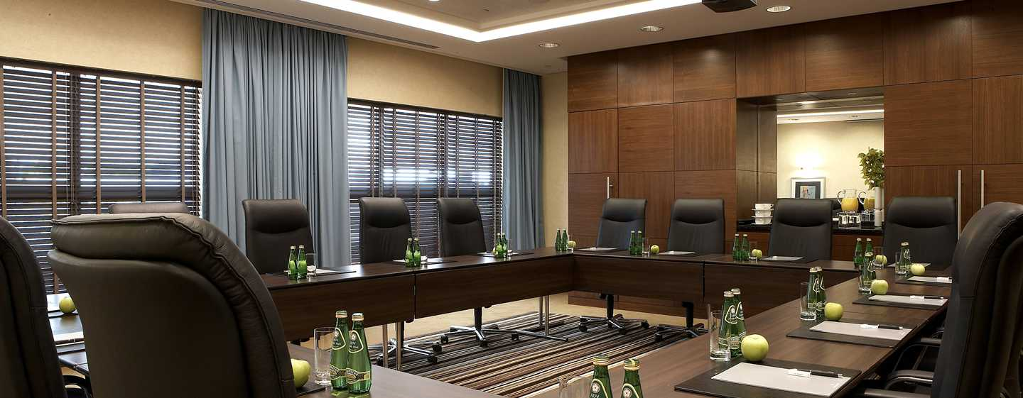 Hilton Warsaw Hotel and Convention Centre – Sala konferencyjna
