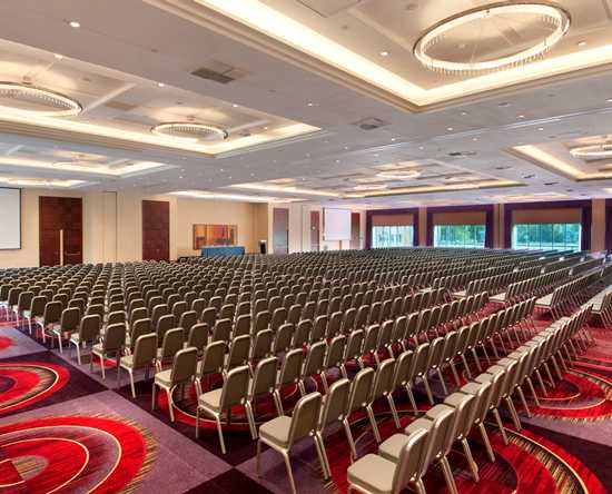 Hilton Warsaw Hotel and Convention Centre, Polska - Sala Balowa Warsaw Hall