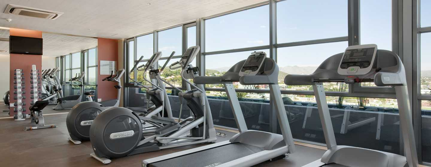 Hilton Windhoek Hotel, Namibia – Fitness Center
