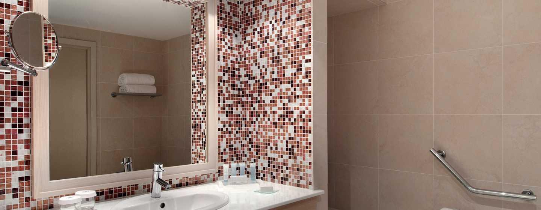 Hôtel Hilton Evian-les-Bains, France - Salle de bains
