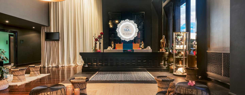 Hôtel Hilton Evian-les-Bains - Spa Taaj Ayurveda