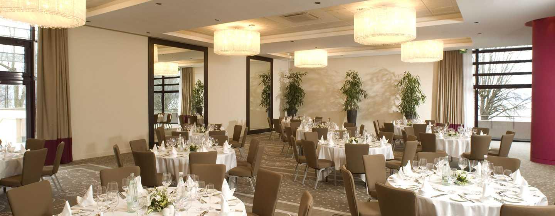 Hôtel Hilton Evian-les-Bains, France - Banquet
