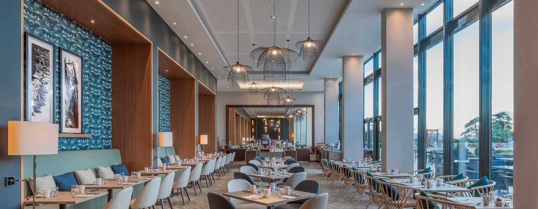 Hôtel Hilton Evian-les-Bains - Restaurant