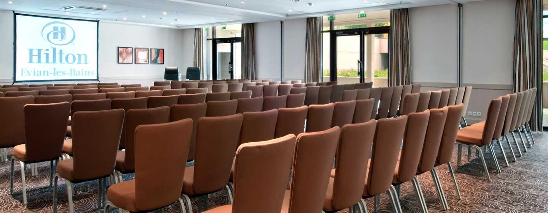 Hôtel Hilton Evian-les-Bains, France - Salle de réunion