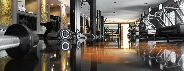Hôtel Hilton Evian-les-Bains, France - Centre sportif