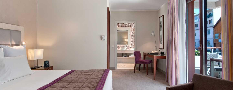 Hôtel Hilton Evian-les-Bains, France - Chambre standard