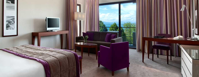 Hôtel Hilton Evian-les-Bains, France - Suite junior