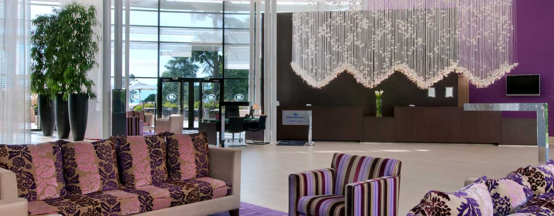 Hôtel Hilton Evian-les-Bains, France - Hall