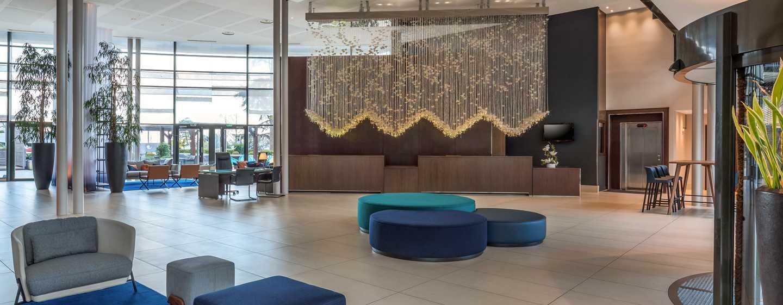 Hôtel Hilton Evian-les-Bains, France - Lobby