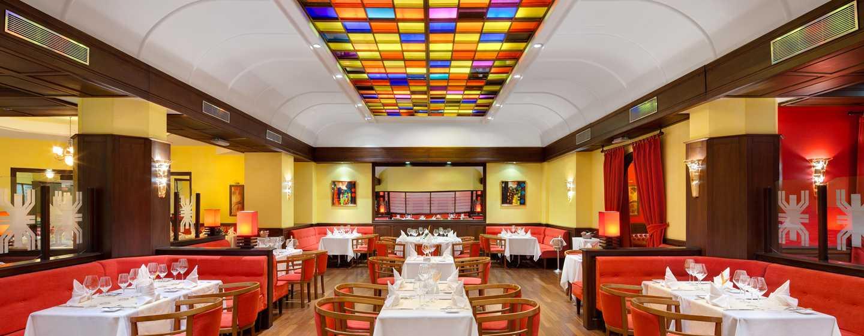 Hôtel Hilton Yaounde, Cameroun - Restaurant Le Pachy