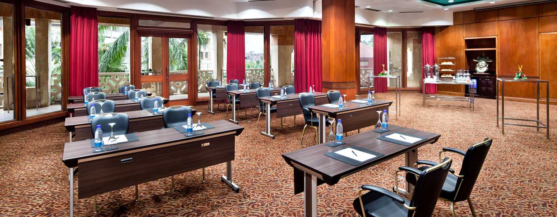Hôtel Hilton Yaounde, Cameroun - Salle de réunion Bete