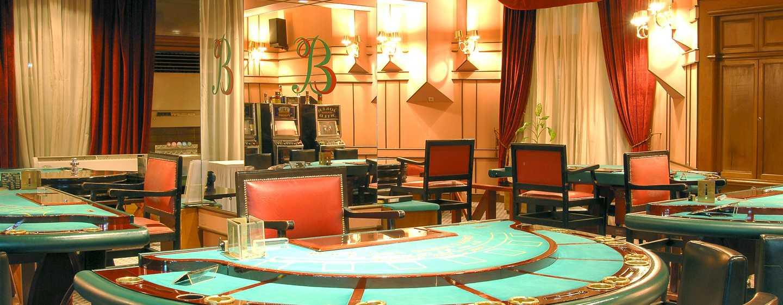 Hôtel Hilton Yaounde, Cameroun - Casino