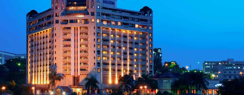 Hôtel Hilton Yaounde, Cameroun - Bienvenue à l'hôtel Hilton Yaounde