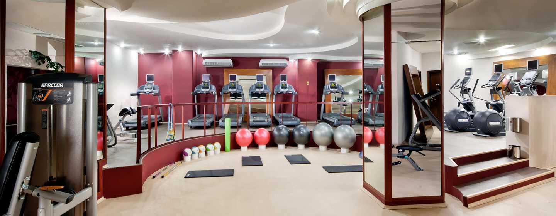 Hôtel Hilton Yaounde, Cameroun - Centre sportif