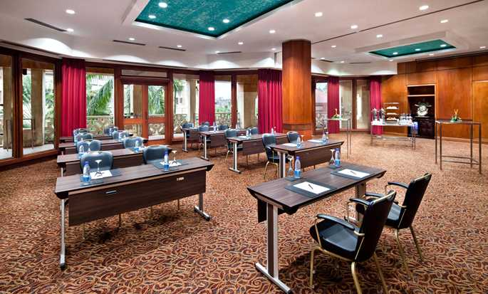 Hôtel Hilton Yaounde, Cameroun - Bete Hall Meeting Room