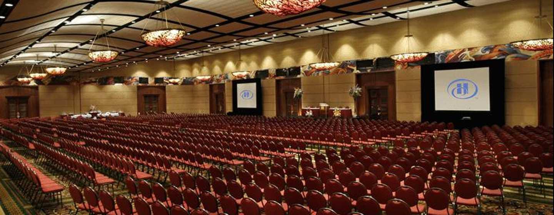 Hôtel Hilton Lac-Leamy, Gatineau, Canada - Salle de réception
