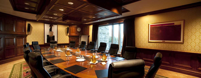 Hôtel Hilton Lac-Leamy, Gatineau, Canada - Salle de conférence multimédia Hamel
