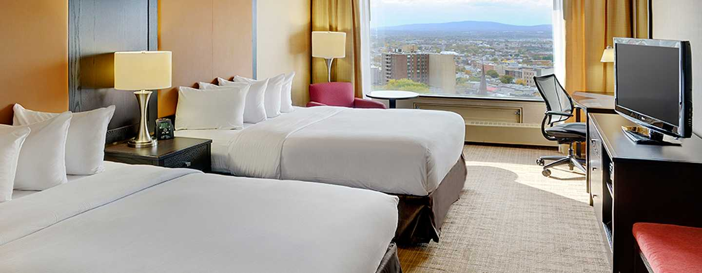 Hilton quebec hotel quebec for Chambre sans fenetre legal quebec