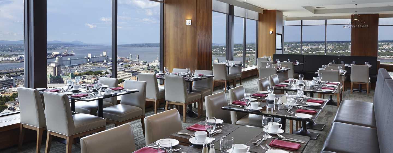 Hilton Québec - Restaurant Le23