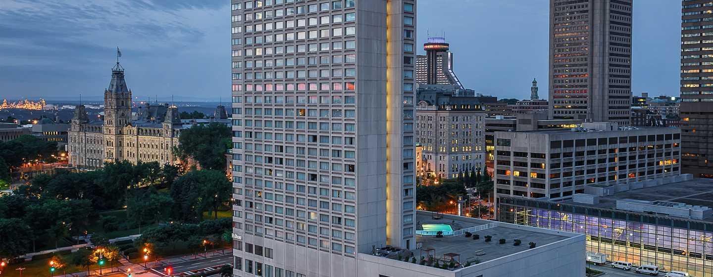 Hôtel Hilton Quebec, Canada - Hilton Quebec
