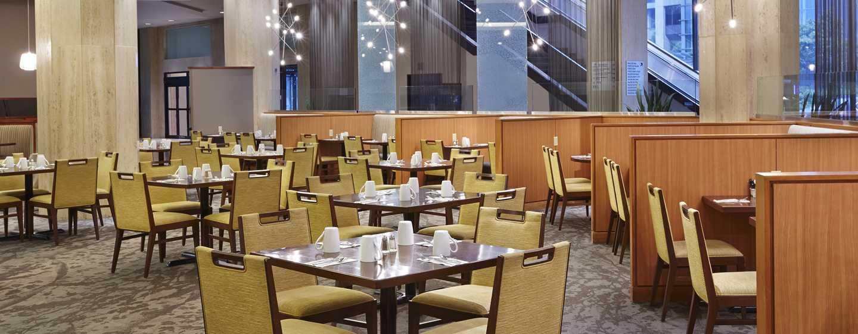Hôtel Hilton Quebec, Canada - Allegro Restaurant