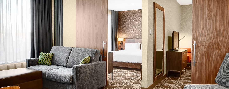 Hôtel Hilton Montréal/Laval - Suite à une chambre à coucher