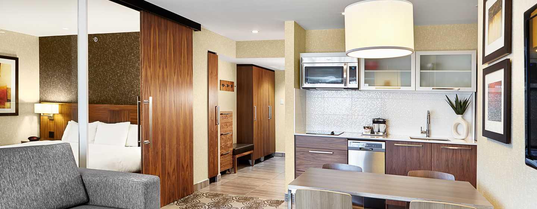 Hôtel Hilton Montréal/Laval - Suite avec cuisine