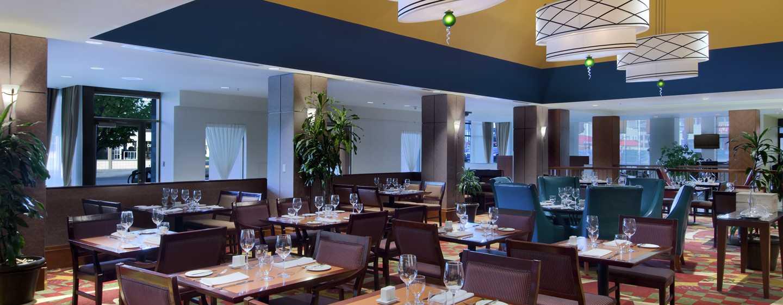 Hôtel Hilton Vancouver Airport, Colombie-Britannique, Canada - Restaurant Carmichael's