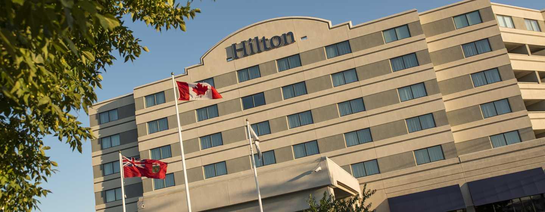 Hôtel Hilton Winnipeg Airport Suites, Manitoba, Canada - Extérieur de l'hôtel