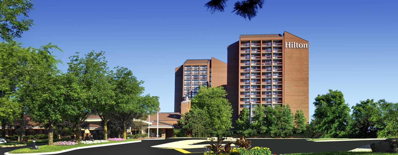 Hôtel Hilton Mississauga/Meadowvale - Extérieur