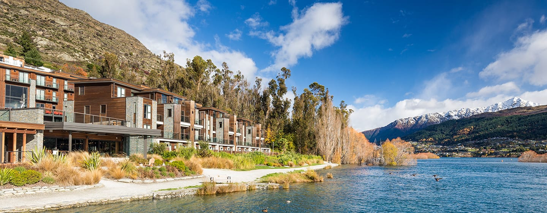 Hilton Queenstown Resort & - Spa ริมทะเลสาบ